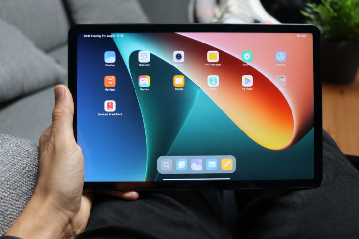 Xiaomi Pad 5 Pro Tablet