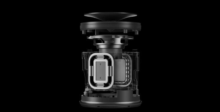 Xiaomi Sound Lautsprecher Innenleben