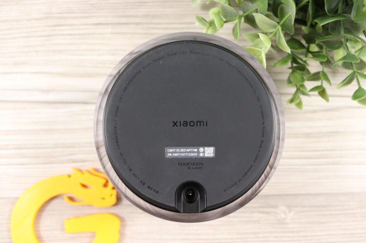 Xiaomi Sound Unterseite