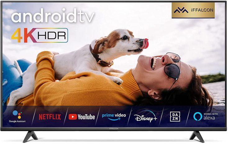 iFFALCON 55K610 Smart TV 4K