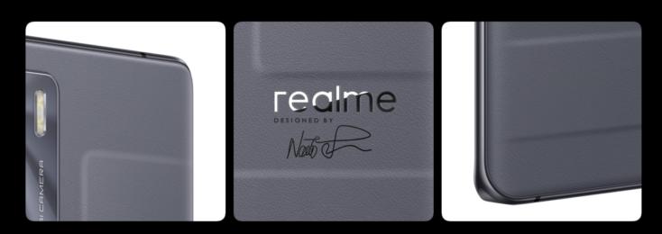 realme GT Master Explorer Edition Rueckseite details