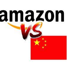 Amazon China Bann