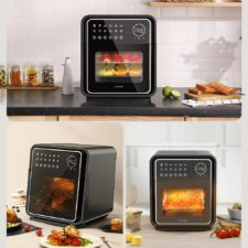 BlitzHome BH-A01 Smart Air Fryer Oven Front