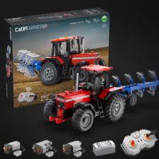 CaDA C61052W Traktor Verpackung