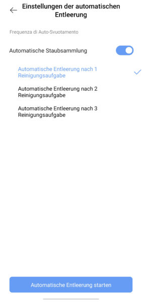 Dreame Z10 Pro Saugroboter App