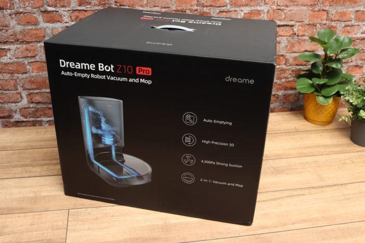 Dreame Z10 Pro Saugroboter Karton