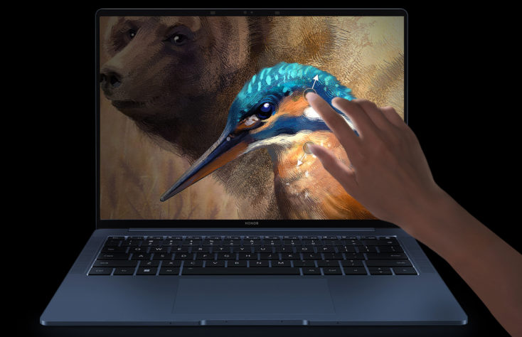 Honor MagicBook V14 Notebook Touchscreen