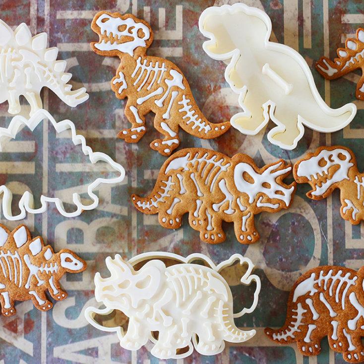 Keksausstecher Dinosaurier