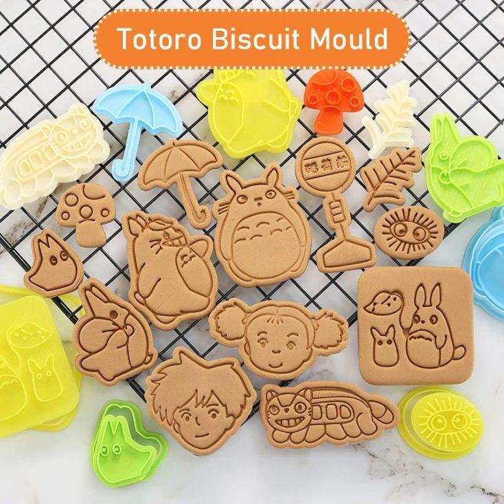 Keksausstecher Mein Nachbar Totoro