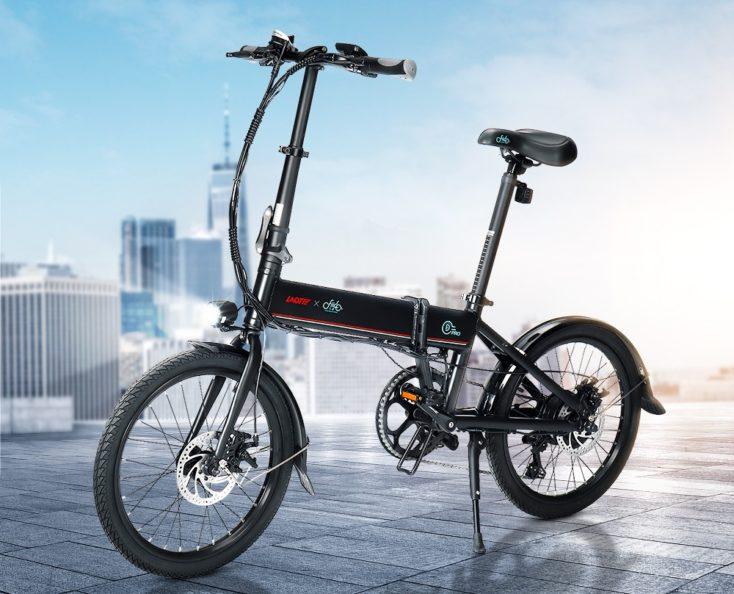 Laotie x Fiido D4s Pro E Bike