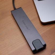Lemorele 7-in-1 USB-C Hub Design