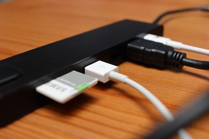 Lemorele 7-in-1 USB-C Hub USB