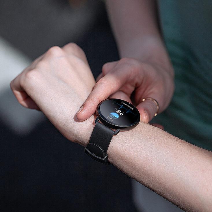 Mibro Fit Smartwatch Bedienung