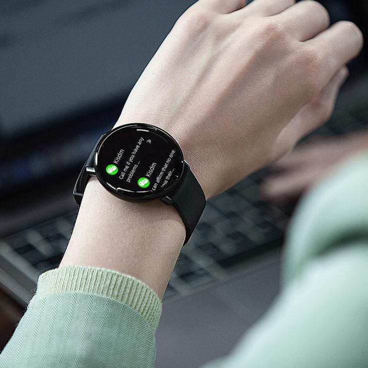 Mibro Fit Smartwatch Benachrichtigungen