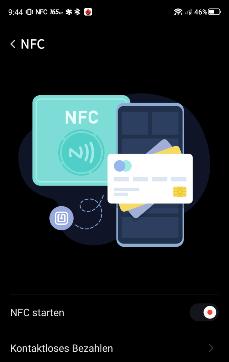 RedMagic 6S Pro NFC