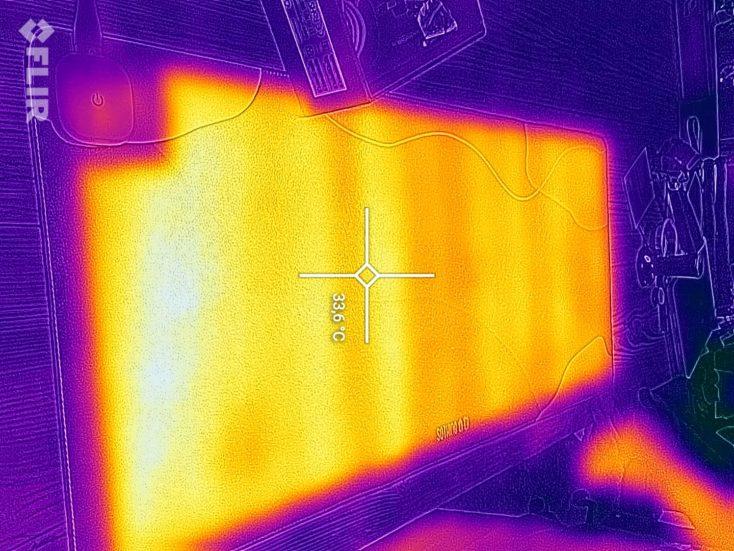 SOTHING Mauspad FLIR niedrige Temperatur