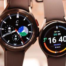Samsung Galaxy Watch 4 Classic vs Watch 4