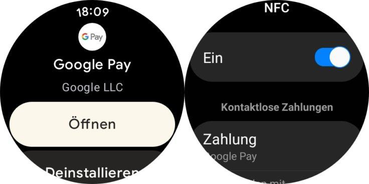 Samsung Galaxy Watch 4 Google Pay Watch