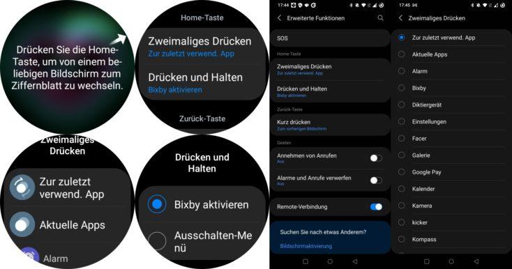 Samsung Galaxy Watch 4 Home Taste
