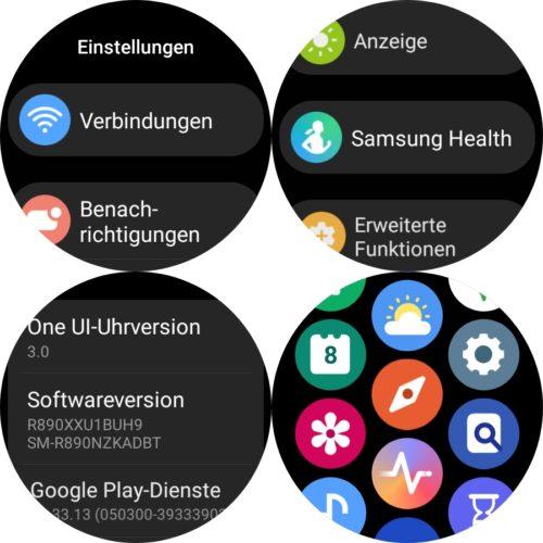 Samsung Galaxy Watch 4 Samsung Design