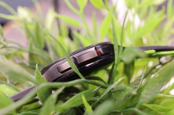 Samsung Galaxy Watch 4 Tasten