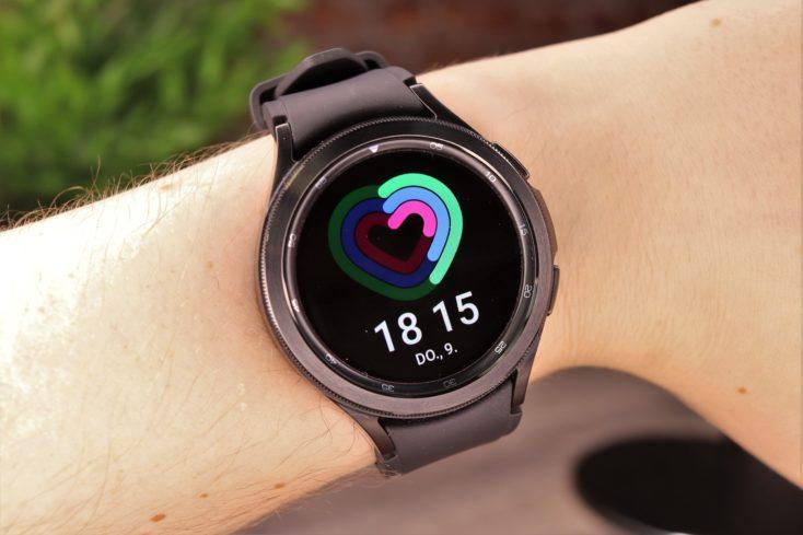 Samsung Galaxy Watch 4 Watchface Health