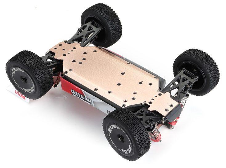 WLToys 144001 RC Auto 2