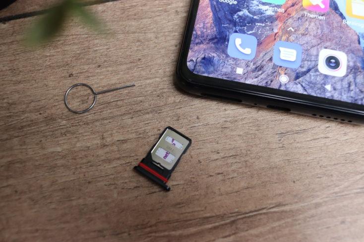 Xiaomi 11T Pro SIM Slot