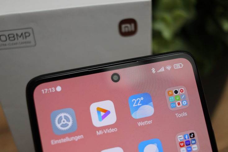 Xiaomi 11T Pro Smartphone Punch Hole
