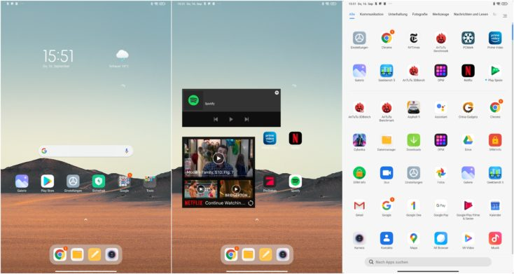 Xiaomi Pad 5 MIUI for Pad Apps