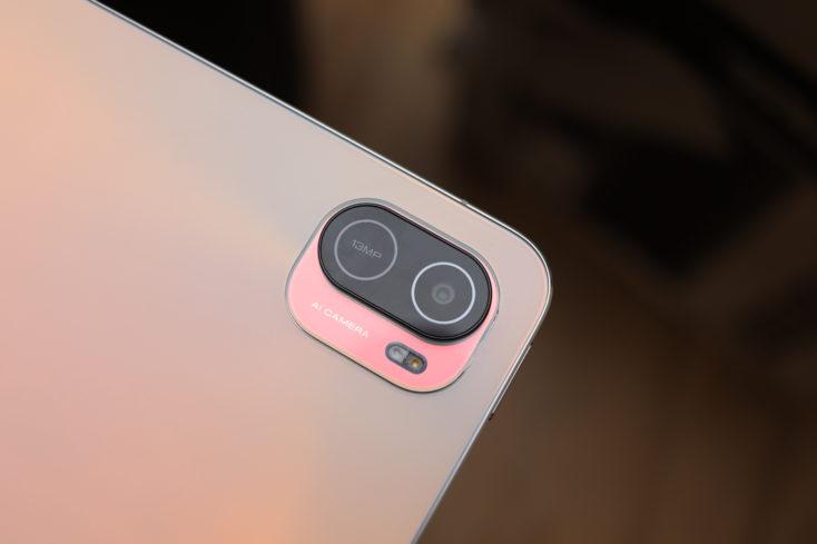 Xiaomi Pad 5 Tablet Kamera Bump