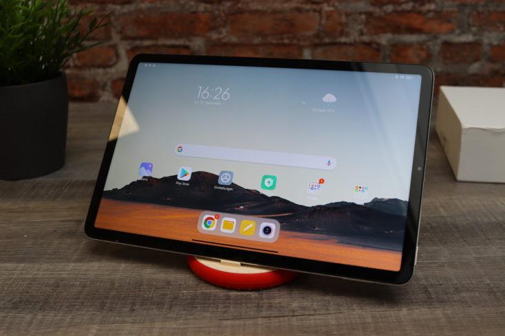 Xiaomi Pad 5 Tablet horizontal