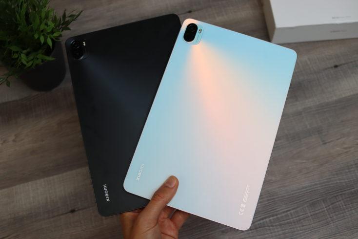 Xiaomi Pad 5 Tablets Rueckseite
