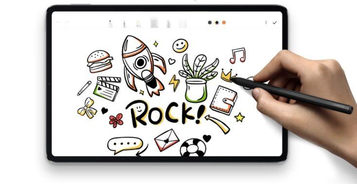 Xiaomi Smart Pen Stylus fuer XIaomi Pad 5