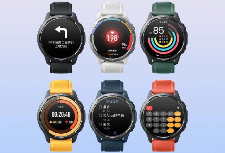 Xiaomi Watch Color 2 Farben Smartwatch