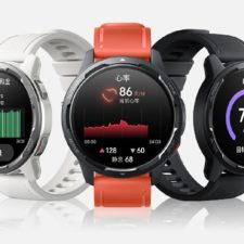 Xiaomi Watch Color 2 Smartwatch Design