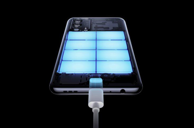 realme GT Master Edition Akku Smartphone