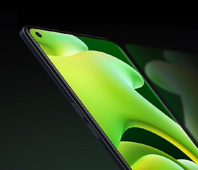 realme GT Neo2 Smartphone Display