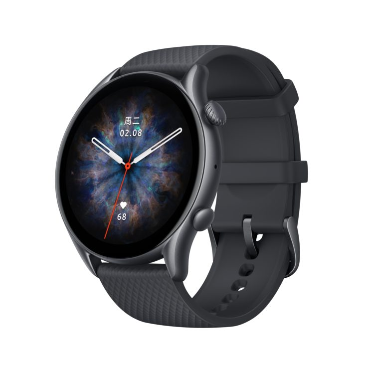 Amazfit GTR 3 Pro Smartwatch Design