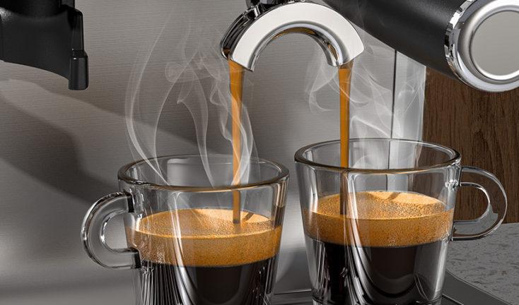 BlitzHome BH CCM5 Siebtraeger Espressozubereitung