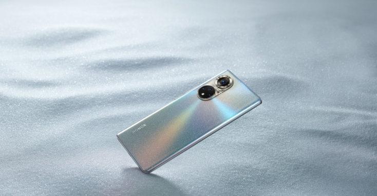 Honor 50 Smartphone Rueckseite