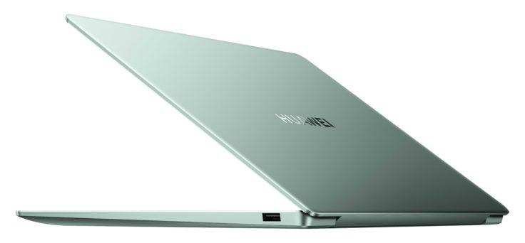 Huawei MateBook 14s eingeklappt