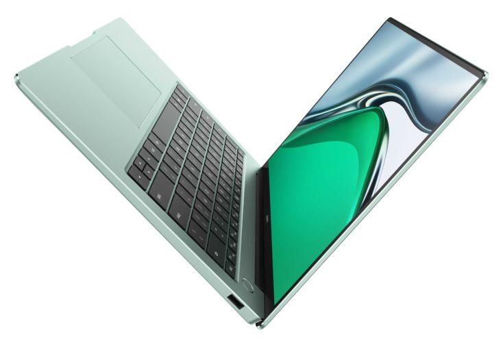 Huawei MateBook 14s zusammengefaltet
