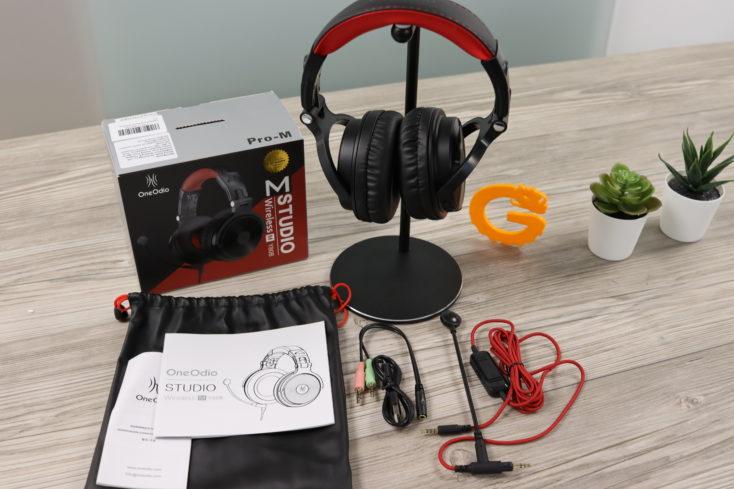 OneOdio Studio Pro M Lieferumfang