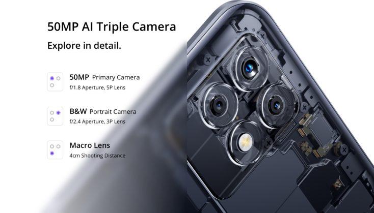 Realme 8i Kamera Specs