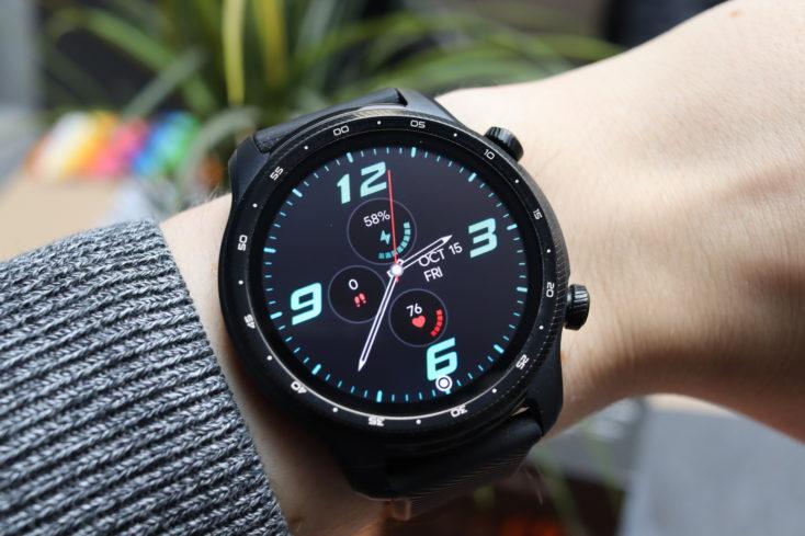 TicWatch Pro 3 Ultra Watchface