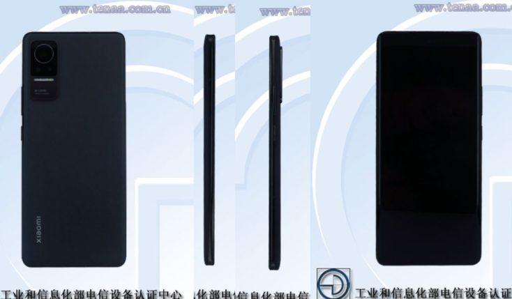 Xiaomi CC11 Pro Smartphone TENAA