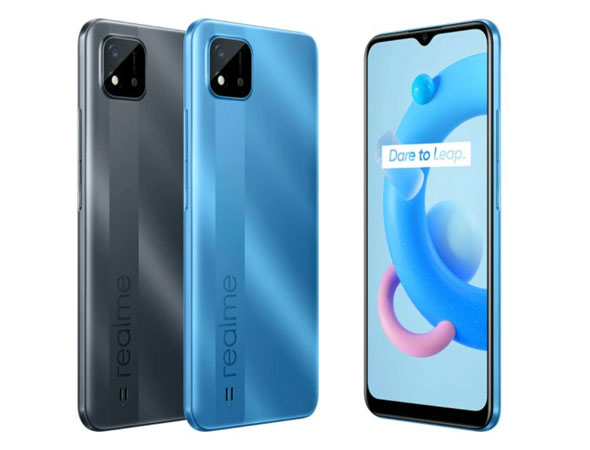 realme C11 2021 Smartphone Design
