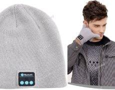 Das Wintergadget schlechthin! Bluetooth Handschuhe und Mütze zum Telefonieren ab 4,92€