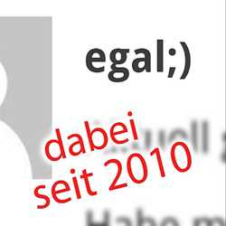 Profilbild von egalSMILE